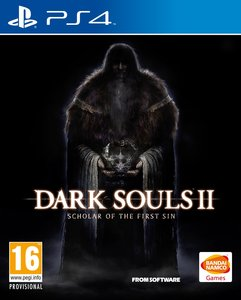 Dark Souls II The Scholar Of The First Sin Ps4