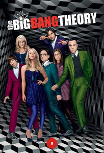 The Big Bang Theory: Season 9 [3 Disc Set]