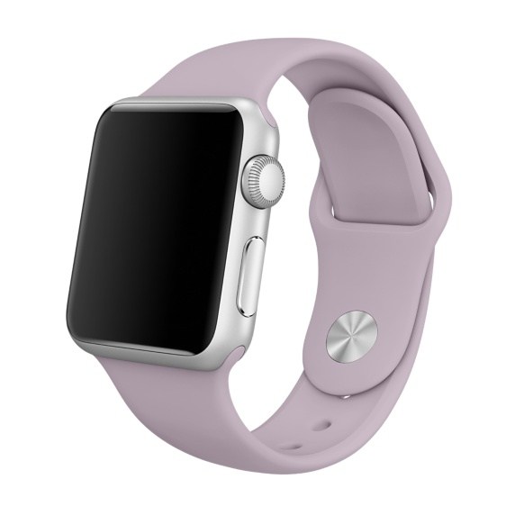 Apple Watch Lavender Sport Band 38mm