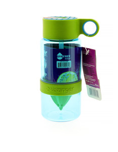Zing Anything Kids Zinger Blue/Green 16Oz Water Infuser