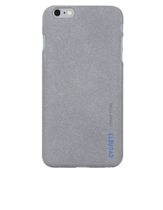 Cygnett Urbanwrap Stone Stone Finished Pc Snap On Case Light Grey iPhone 6/6S Plus