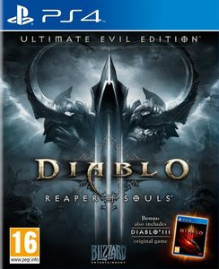 Diablo 3 Ultimate Evil Ed Ps4