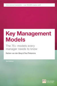 Key Management Models 3Rd Ed The 75+ Models Every Manager Needs To Know