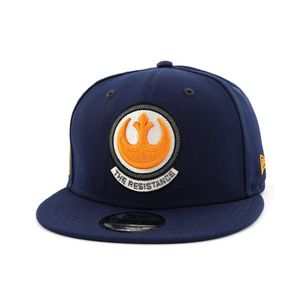 New Era Star Wars Rebel Resistance Men's Cap Oceanside Blue