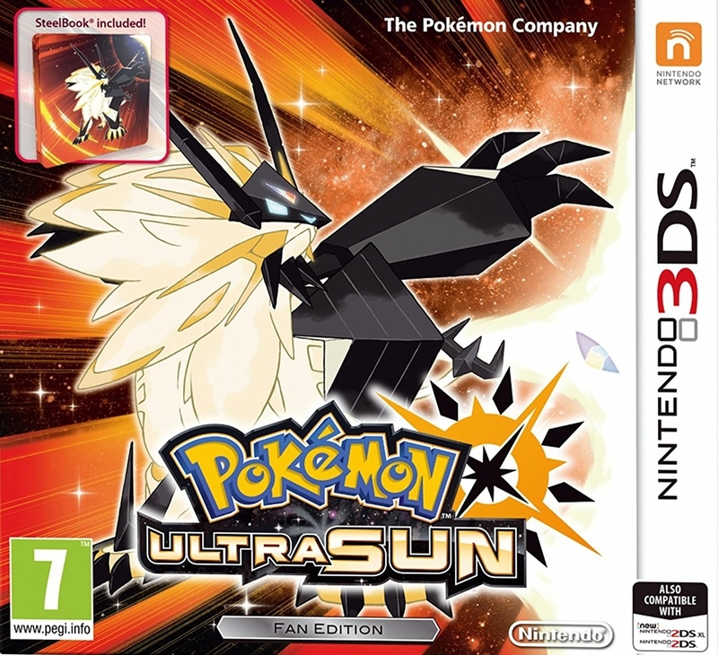 Pokémon: Ultra Sun | Games | Nintendo 3DS + DS | Gaming | Virgin ...