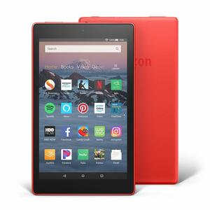 Amazon Fire HD 8 Tablet with Alexa 32GB Red