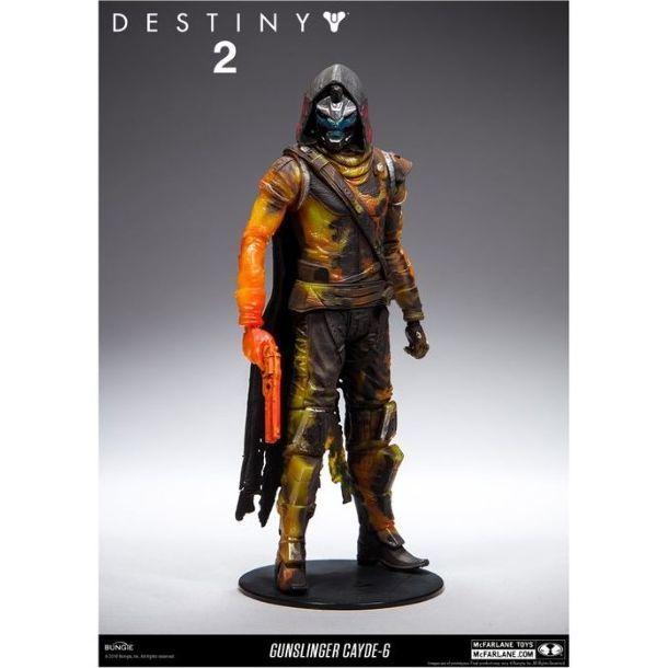 Destiny 2 Gunslinger Cayde6 7-Inch Figure