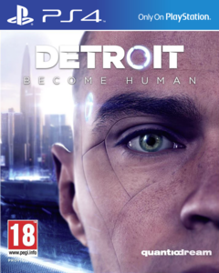 Detroit: Become Human [Pre-owned]