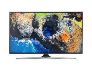 "Samsung 43"" Flat UHD LED Smart TV MU7000 Series"