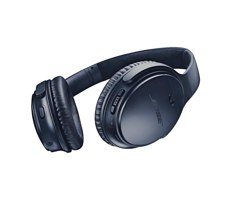 1936003575d Bose QuietComfort 35 II Wireless Headphones Triple Midnight Blue | On-Ear  Headphones | Headphones | Headphones + Audio | Electronics & Accessories |  Virgin ...