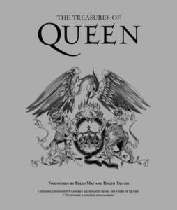 Queen Treasures New Revised 45Th Anniv Ed