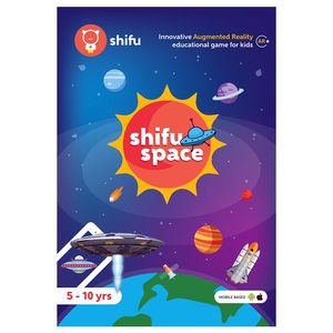Shifu Space Educational Interactive AR Card for Kids