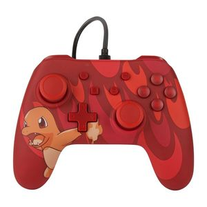 Power A Pokemon Charmander Blaze Wired Controller for Nintendo Switch