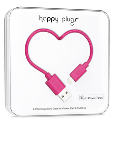 Happy Plugs Lightning To Usb Charge/Sync Carise Cable 2M