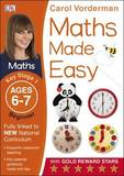 Maths Made Easy Ages 6-7 Key Stage 1 Beginner: Ages 6-7, Key Stage 1 beginner
