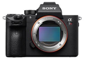 Sony α 7R III Alpha Mirrorless Camera Black