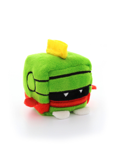 Kawaii Cubes Marvin the Martian Plush 2 inches