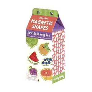 Fruits & Veggies Magnetic Shapes