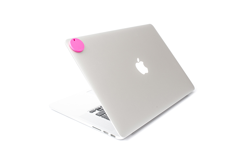 Chipolo Lost & Found Pink Tracker