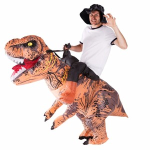 Bodysocks Inflatable Premium Dinosaur Costume for Adults