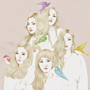 Ice Cream Cake (1st Mini Album)