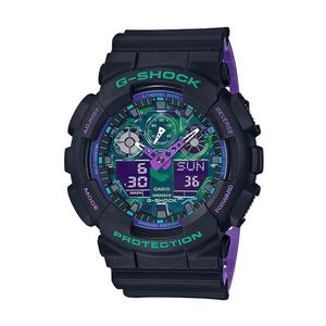 Casio GA-100BL-1ADR G-Shock Digital Watch