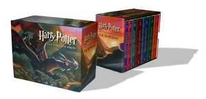 Harry Potter Complete Pb Bx Set