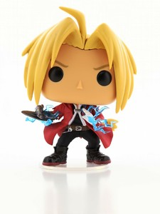 Funko Pop Full Metal Alchemist Ed Vinyl Figure