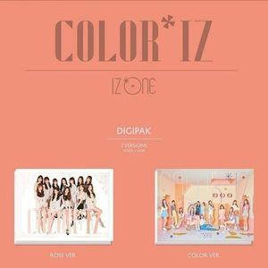 Colorxiz 1st Mini Album