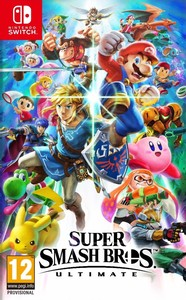 Super Smash Bros.: Ultimate [Pre-owned]