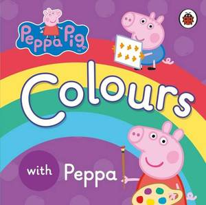 Peppa Pig Colours Board Book