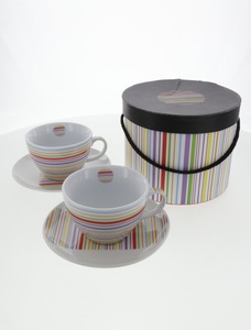 Paperproducts Cappuccino Cup Gift Box Primavera
