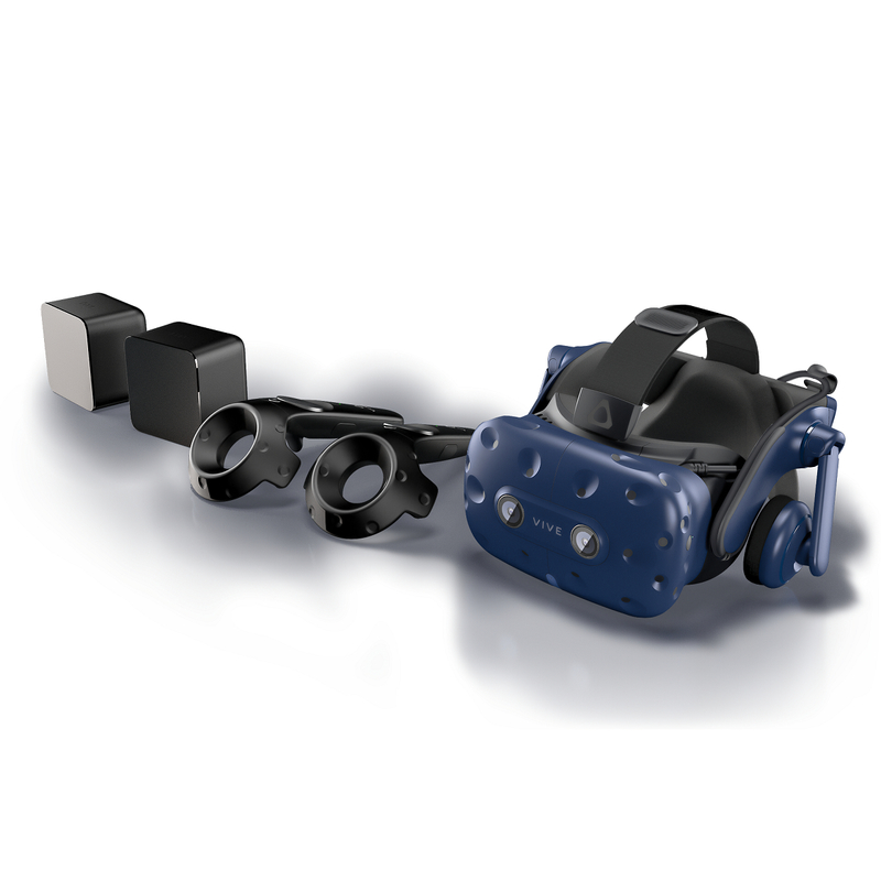 HTC Vive Pro Virtual Reality Headset Starter Kit