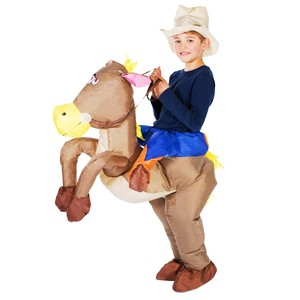 Bodysocks Inflatable Cowboy Costume for Kids