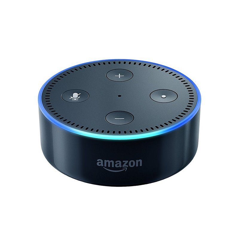 Amazon Echo Dot Black 2nd Generation Remotes Controllers