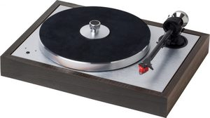 Pro-Ject The Classic SB SuperPack [Quintet Red] Turntable Eucalyptus