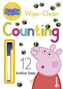 Peppa Pig Practise With Peppa Wipe-Clean Counting Pb