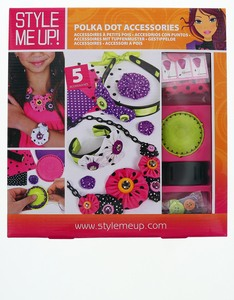 Style Me Up Polka Dot Accessories