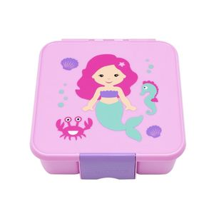 Little Lunch Box Mermaid Bento Three Lunchkit