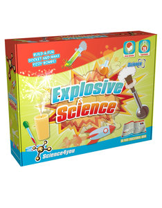 Science 4 You Explosive Science