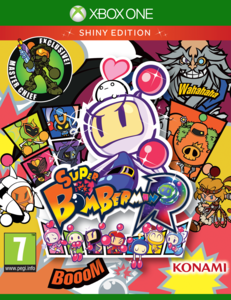 Super Bomberman R [Pre-owned]