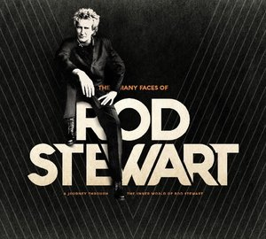 MANY FACES OF ROD STEWART