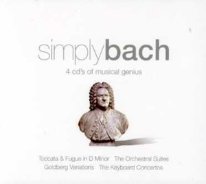 SIMPLY BACH / VARIOUS (UK)