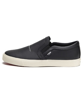 Movies Loafer Black Men's Loafers