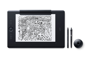 Wacom Intuos Pro Paper Graphic Tablet Large [311 x 216 mm]