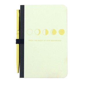 Studio Note La Luna Handbag Notebook & Pen