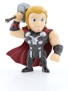 Metalfigs Avengers Thor Die-Cast Figure 4 Inch