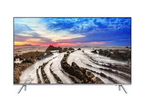 "Samsung 65"" Flat UHD LED Smart TV MU7000 Series"