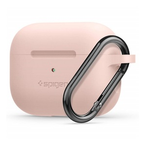 Spigen Silicone Fit Case Pink for AirPods Pro