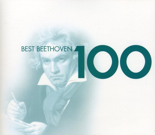 BEST BEETHOVEN 100 / VARIOUS